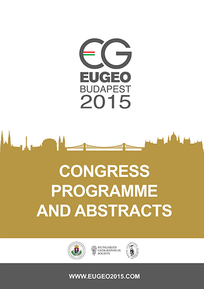 Download Programme and abstracts eugeo2015 in pdf